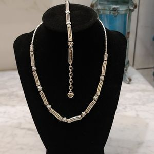 Brighton necklace and bracelet set